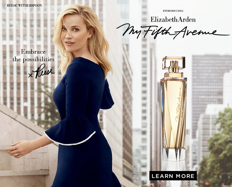 My Fifth Avenue - Elizabeth Arden Canada Fragrance