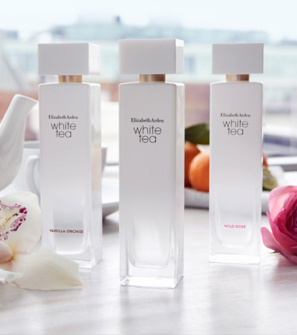 White Tea Collection - Elizabeth Arden Canada Fragrances