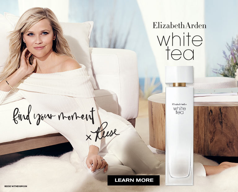 Elizabeth Arden White Tea Fragrances